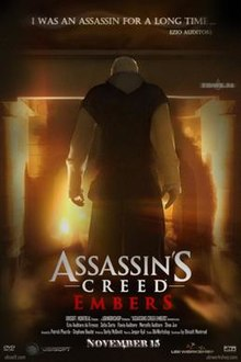 220px Film poster for Assassins Creed Embers