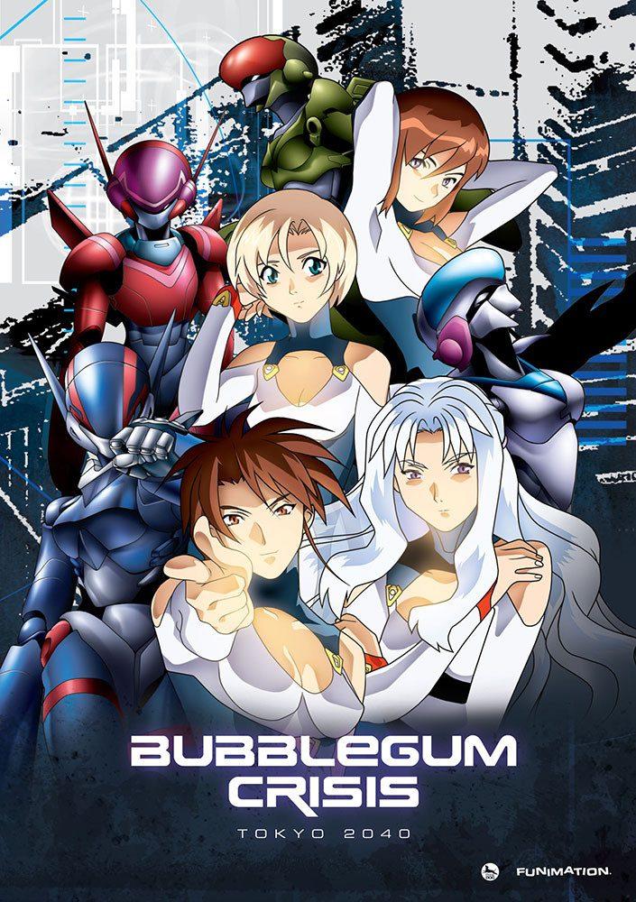 anime dvd bubblegum crisis tokyo 2040 dublado digital D NQ NP 544215 MLB25138718836 112016 F