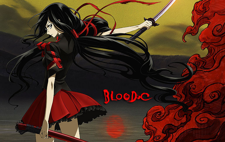 blood c cover